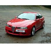 Alfa Romeo Autodelta 156 GTA AM Information