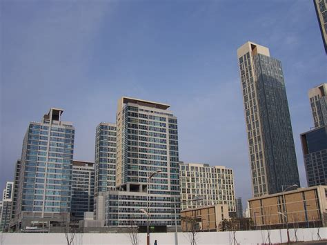 City Sheds by File Buildings In New Songdo City Jpg Wikimedia Commons