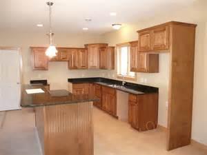 beautiful kitchen with granite countertops tri county lumber