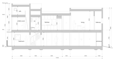 section 8 offices gallery of lw house komada architects office 14