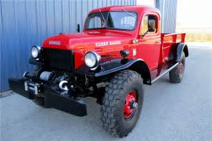 1953 dodge power wagon 195840