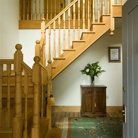 small hallway 25 beautiful homes hallway with wooden staircase decorating housetohome co uk