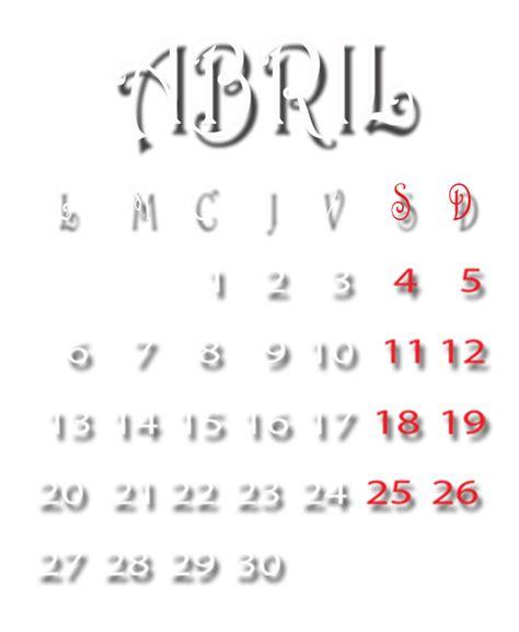 Calendario X Mes 2015 Calendario 2015 Mes X Mes En Formato Png Para Photoshop