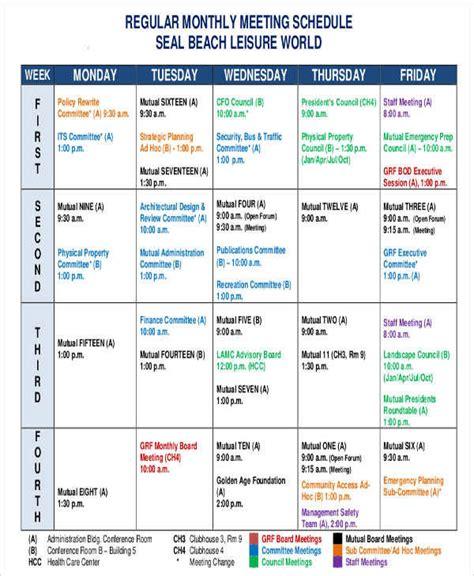 Perpetual Calendar 8 Perpetual Calendar Template Free Sle Exle