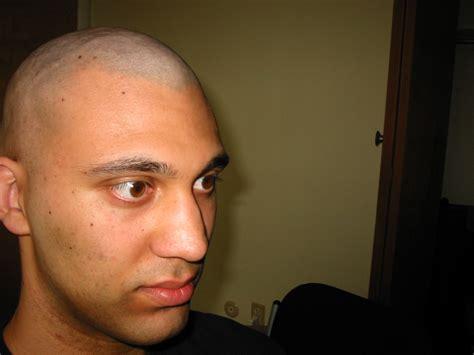bald haircut new haircut daniel j luke s weblog
