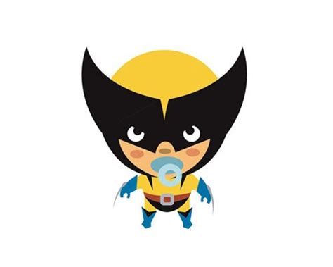Imagenes De Wolverine Bebe | las 25 mejores ideas sobre baby wolverine en pinterest y