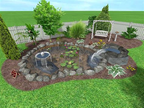 Architecture Homes Small Backyard Designs Backyard Landscaping Idea