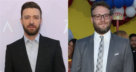 Justin Timberlake Responds To by Justin Timberlake Responds To Seth Rogen S Hilarious