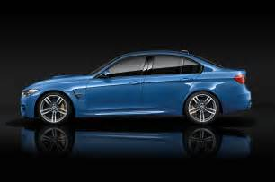 Bmw M3 2015 2015 Bmw M3 Side View Studio Photo 22