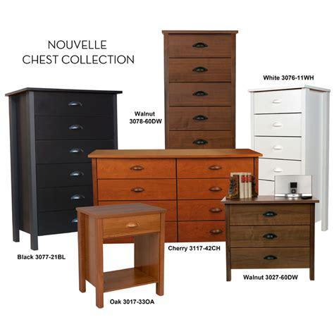 nouvelle 8 drawer dresser black venture horizon nouvelle collection 8 drawer lingerie