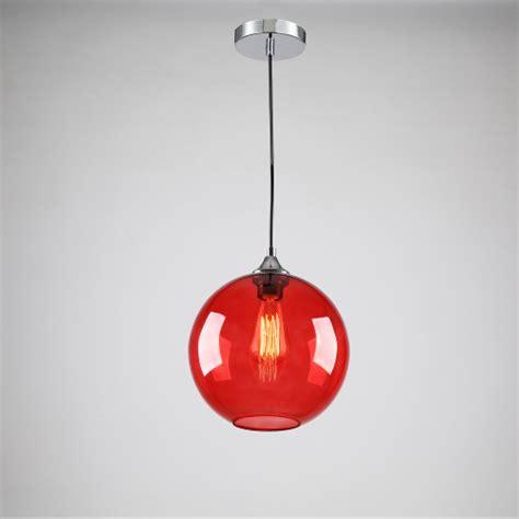 New Modern Glass Pendant L Ceiling Light Fixture Contemporary Glass Pendant Lights