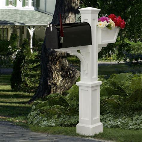 replacement finials for ls all mayne westbrook vinyl mailbox post 5830 1cblk pkg