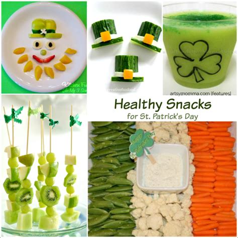 s day snack ideas 10 creative snack ideas for st s day artsy momma