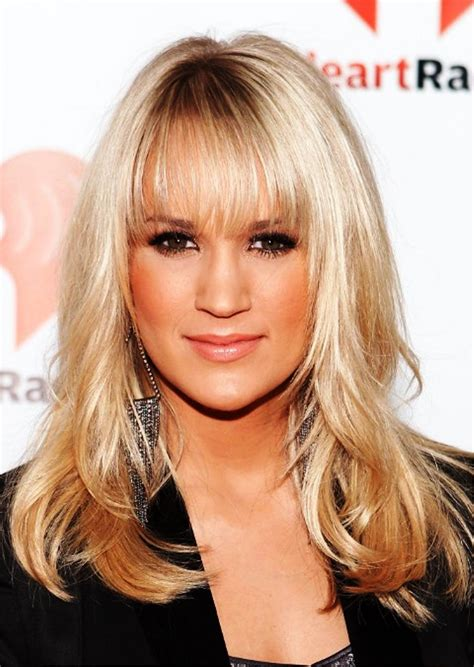 Carrie Underwood Hairstyles by Pictures Of Carrie Underwood Hairstyles