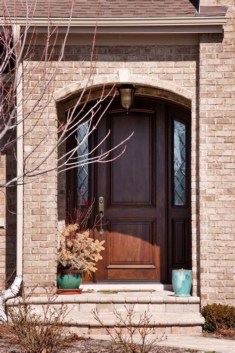 custom wood front entry doors glenview haus custom doors and wine cellars chicago il 60654