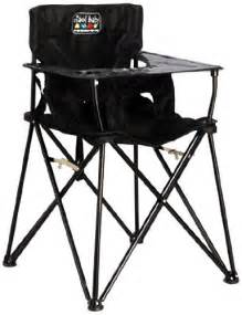 portable high chair baby kid coffee drink seat