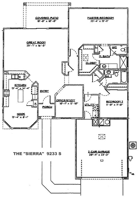 sun city west san simeon floor plan sierra floor plan sun city grand floor plans