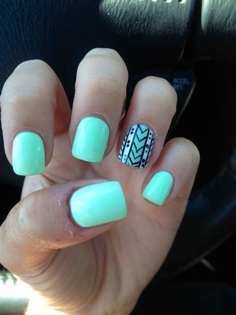 solid color acrylic nails www imgkid the image kid