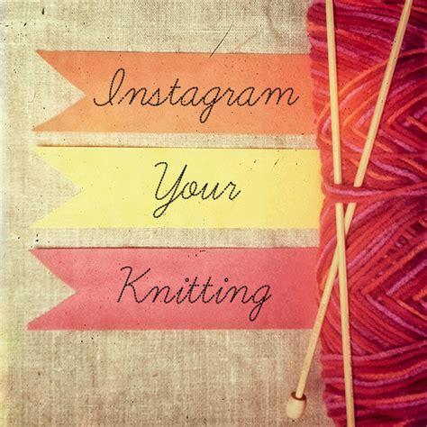 design sponge instagram hashtags january instagram challenge send us your knitting