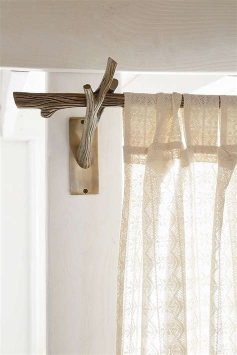 Nursery Curtain Rod 4040 Locust Branch Curtain Rod Branch Curtain Rods Themed Nursery And Nursery