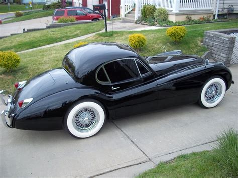 1953 Jaguar XK120 Coupe For Sale in Myrtle beach, South