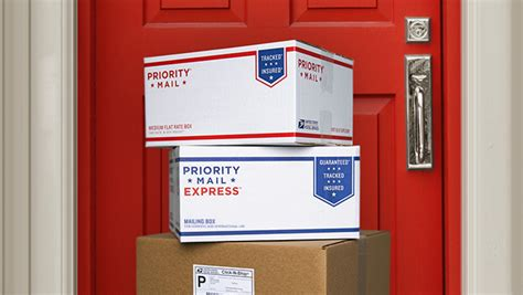 Does Usps Deliver To Your Door by Guide To Shipping Via The United States Postal Service Usps