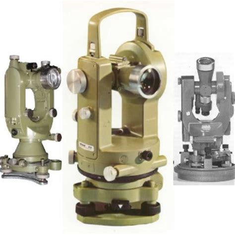 Jual Theodolite Manual T16 Second t1 archive of heerbrugg