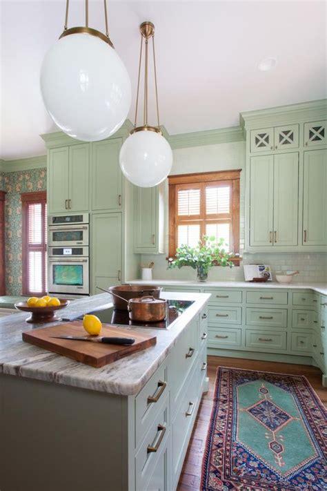 Kitchen Inspiration Remodelaholic Mint And Copper Kitchen Inspiration