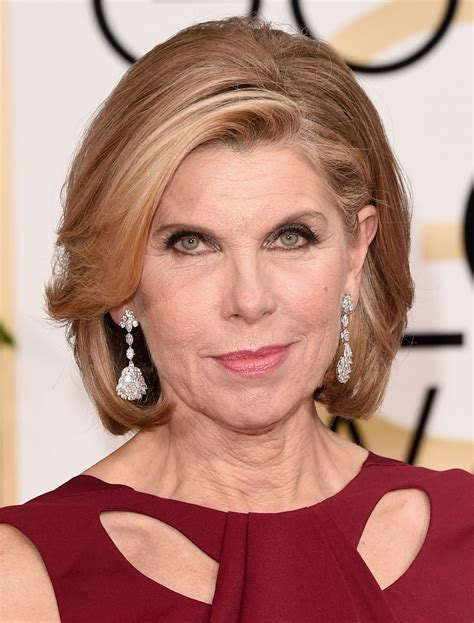 christine baranski christine baranski at 2015 golden globe awards in beverly