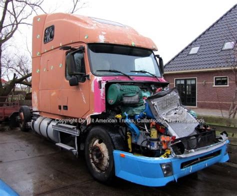 volvo trucks america volvo vn de wit trucks callantsoog the