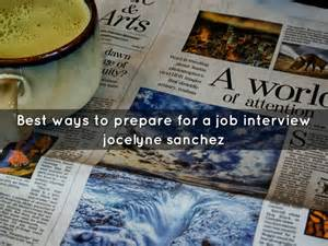 how to prepare for a job interview 15 steps with pictures