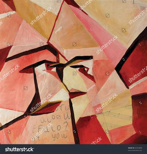 when did cubism begin synthetic cubism showing a at different angles