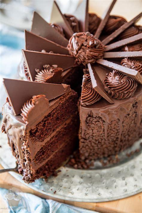 Comment Decorer Un Gateau D Anniversaire by 1001 Id 233 Es Pour Le G 226 Teau D Anniversaire Au Chocolat Parfait