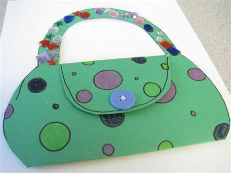 gift card purse template 28 simple s day crafts and gift ideas teach junkie