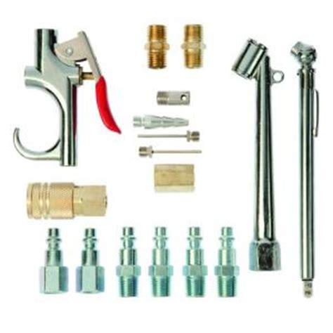 workforce  piece air compressor accessory kit hom
