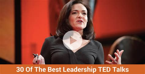 best ted 30 of the best ted talks on leadership