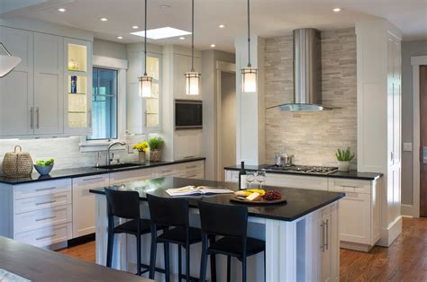 Impressive backsplashes look other metro transitional kitchen decoration ideas with black