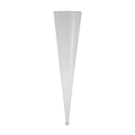 L127c 0a Buchner Funnel 50ml bel 389900000 imhoff settling cone 1000ml clear polystyrene