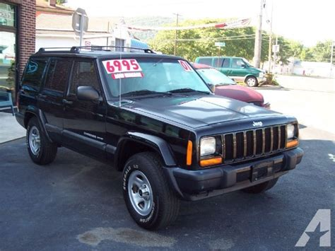 Used Jeeps For Sale In Ny 2001 Jeep 2001 Jeep Car For Sale In