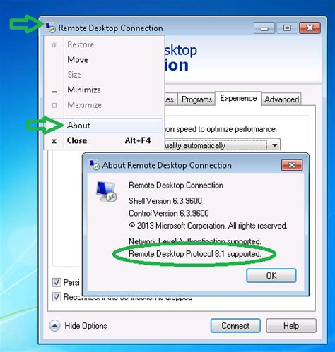 remote desktop rdp remote desktop protocol update for windows 7 workspot