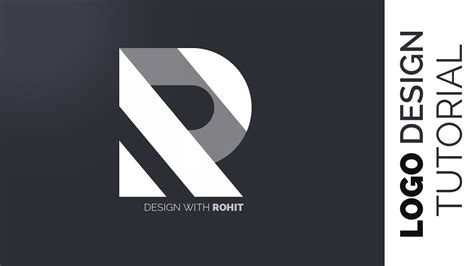 design logo photoshop youtube logo design tutorial photoshop cs6 letter r youtube