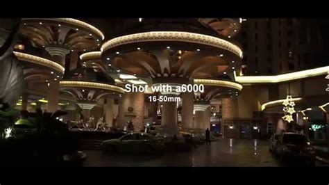 sony a6000 low light sony a6000 low light condition night filming at sunway