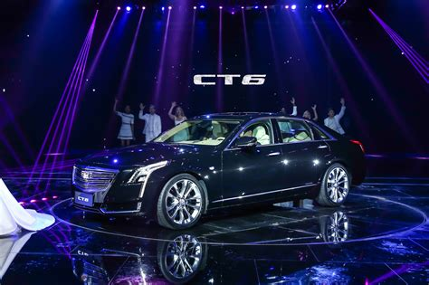 gm s second import to be cadillac ct6 in