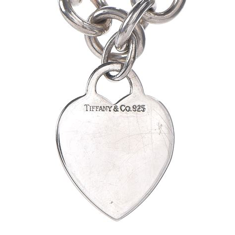 Tag Necklace sterling silver tag necklace 284483