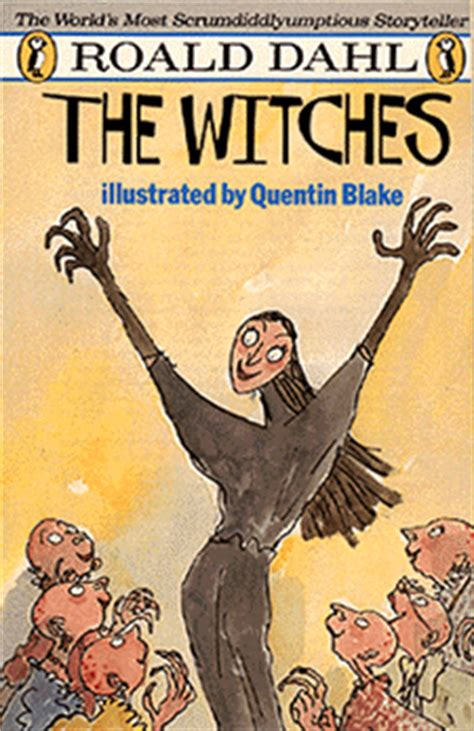 the witch an autobiography books the witches cover roald dahl fans