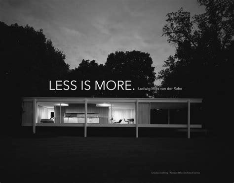 decorating zen style quot less is more quot home decorating tips van der rohe bauhaus less is more buscar con google