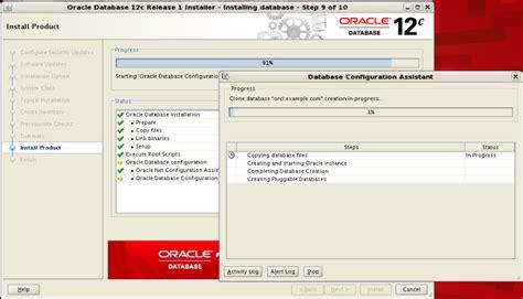 tutorial oracle 12c weblogic admin tutorials oracle database 12c release 1