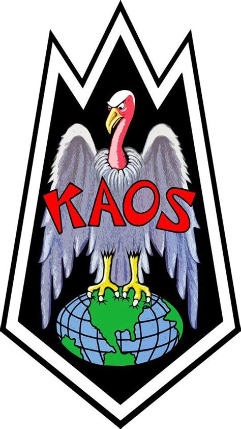 Kaos Logo by 2015 Will 50 Years Since Get Smart Graced