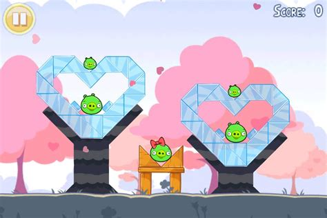 angry birds valentines angry birds sends players a cnet