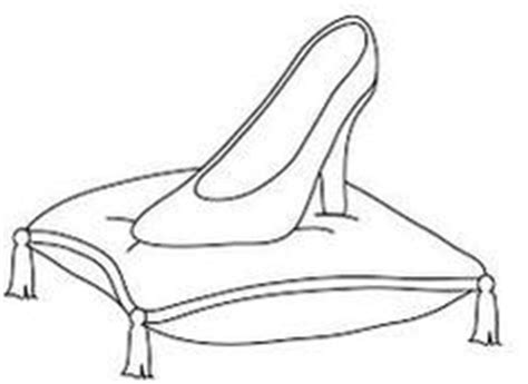 cinderella shoe coloring pages character coloring and activity pages glass slipper